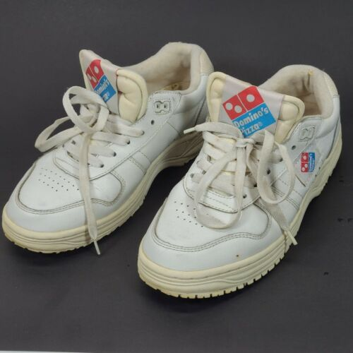 Vintage 80s 90s Dominos Pizza Shoes Rare Women