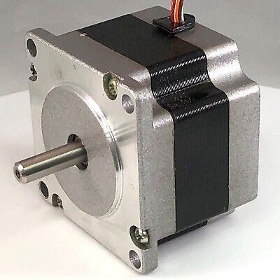Mcg Ih23001-1 Nema 23 Stepper Motor 76 Oz-in Torque 1.4 Aph 1.8 Step Angle