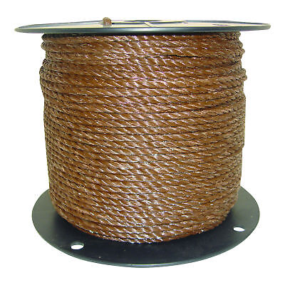 Field Guardian Brown Polyrope 14 Electric Fence 631835 814421011947