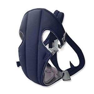 Applied Baby Child Carrier Backpack Mom Front Back Seat Bag Kangaroo Style Blue
