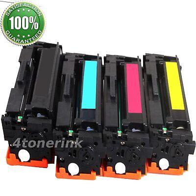 4PK Toner Cartridge CF410A -3A 477A For HP Color Laserjet Pro M452dw MFP M477fnw
