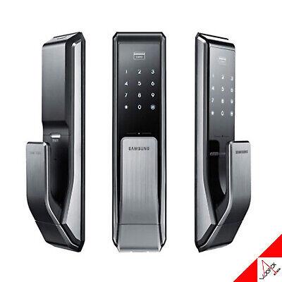 SAMSUNG SDS SHP-DP710 Push & Pull Digital Smart Door Lock + Key