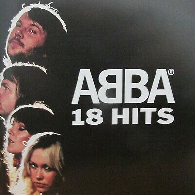 Abba 18 HITS, NEW! CD Best Of, Greatest  ,Waterloo,Fernado,Ring Ring,Mamma Mia