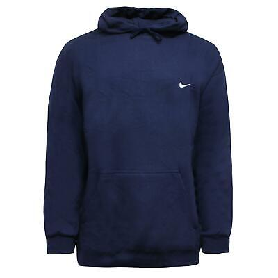 Nike Mens Hoodie Training Casual Sweatshirt Navy 129549 410 XXL