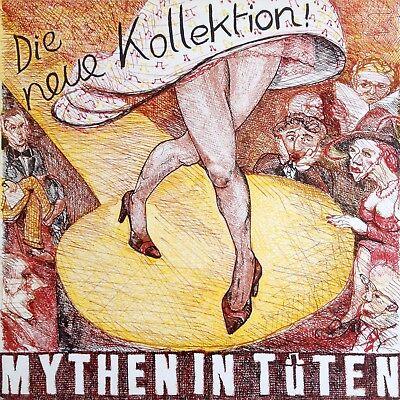Mythen in Tüten - Die neue Kollektion 1981 No Fun Records NF 014 NEW WAVE NM LP