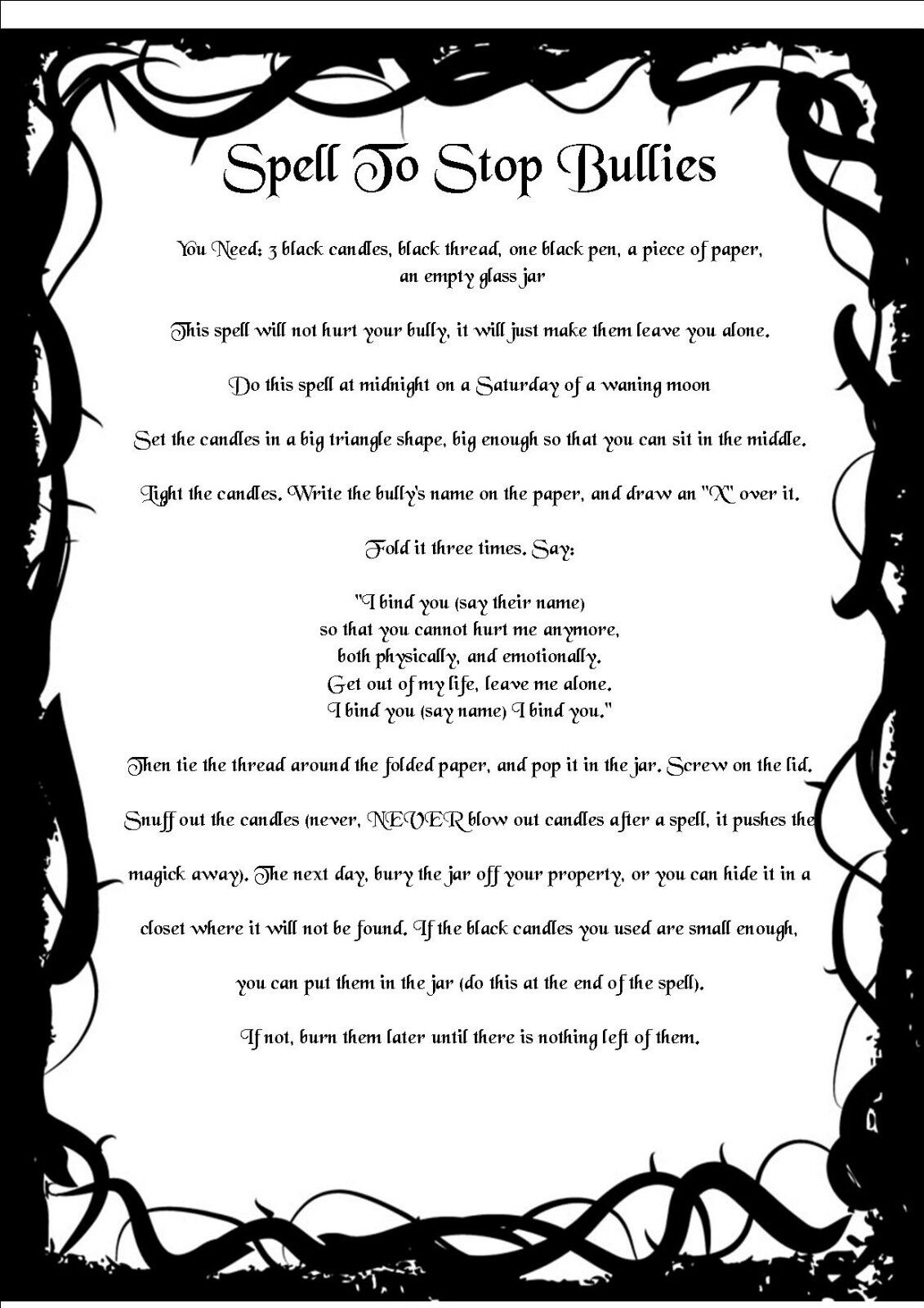photo regarding Printable Spell Book Pages titled Reserve Of Shadow - 800+ Printable Internet pages Of Spells, Rituals