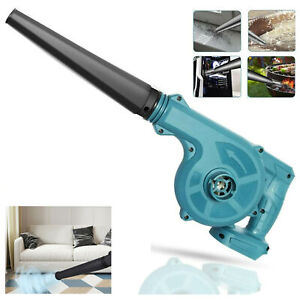 21V Cordless Leaf Dust Blower Vacuum Yard Garden Lightweight Tool with Battery