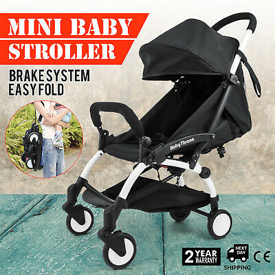 Mini Folding Baby Stroller Jogger Tour Lightweight Compact T