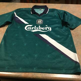 Collectable Liverpool Soccer/ Football jersey