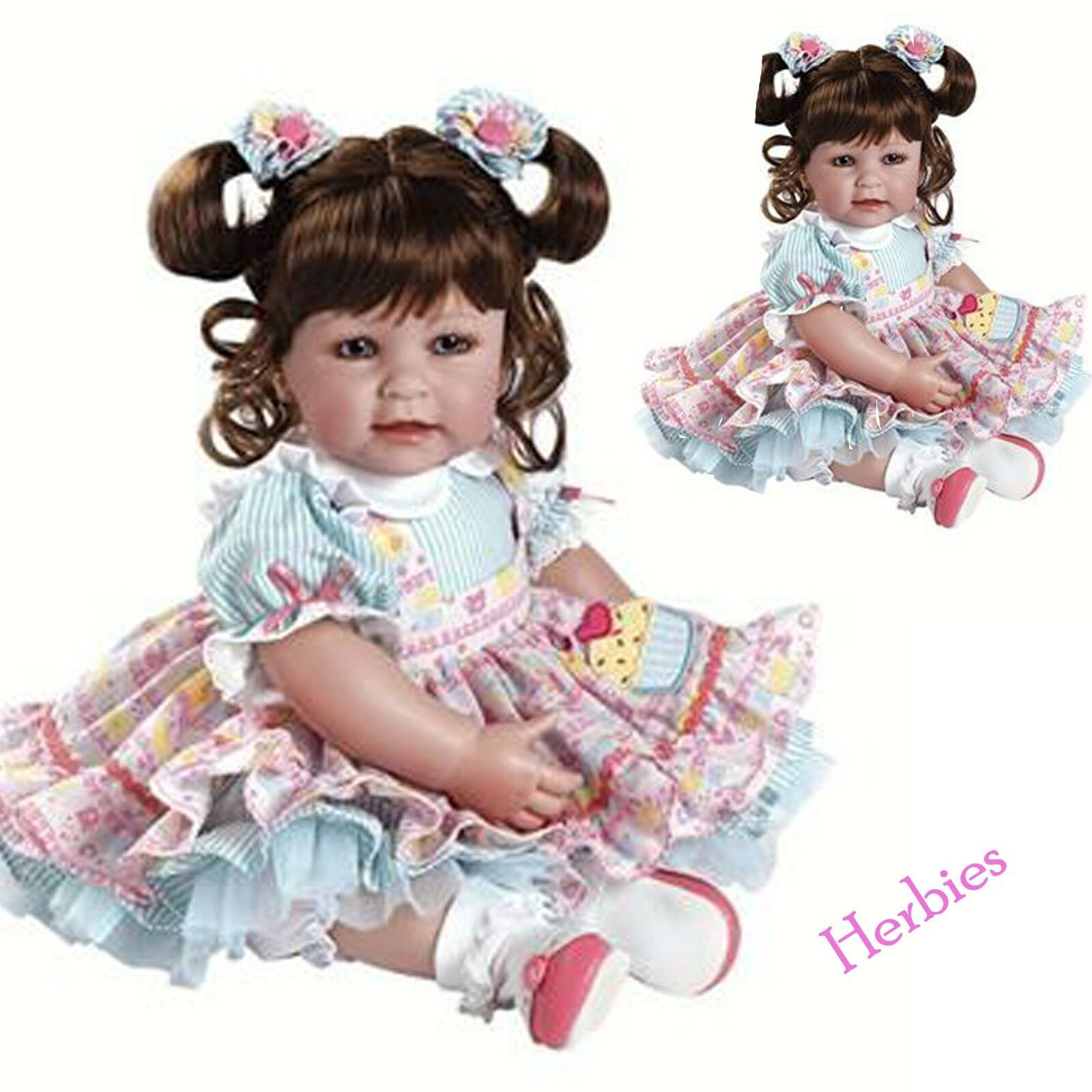 Adora Play Doll 20 Inch Piece of Cake - Brown Hair - Blue Ey