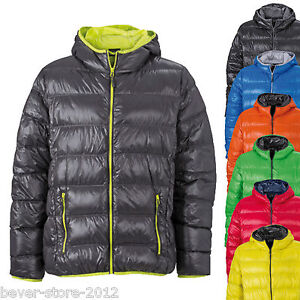 herren daunenjacke steppjacke winterjacke daunen bergr e s m l xl xxl 3xl ebay. Black Bedroom Furniture Sets. Home Design Ideas
