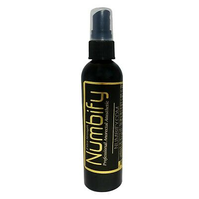Pain Relief by Numb-ify: 5% Lidocaine Spray - Our Strongest & Best Pain