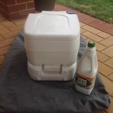 PortaLoo perfect for camping or your caravan Madeley Wanneroo Area Preview