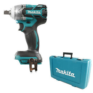 MAKITA 18V LXT DTW281 DTW281Z DTW281RFE IMPACT WRENCH AND CASE