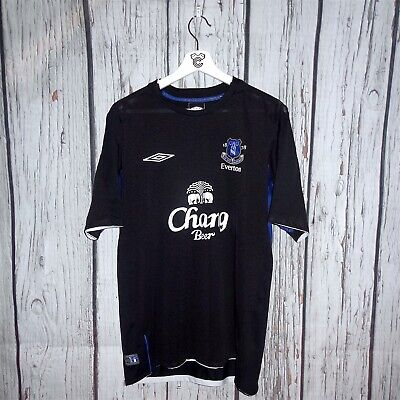 Everton third soccer jersey 2004-2005 size L image