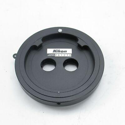 Nikon Iris Diaphragm For Smz 8001000 Stereo Zoom Microscope