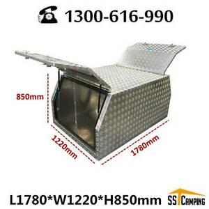 L1780*W1220*H850 Canopy Toolbox Heavy Duty Aus Stock !