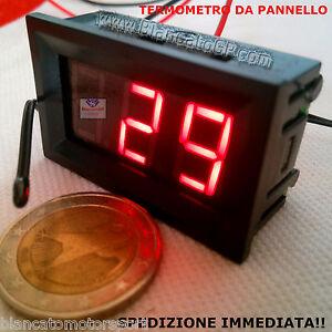 TERMOMETRO-DIGITALE-DA-PANNELLO-LED-ROSSO-30-70-DC-auto-moto-camper-modding