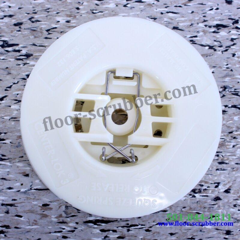 Pad Holder Clip  Malish Center Lok 3 Centering Device for Floor Scrubber