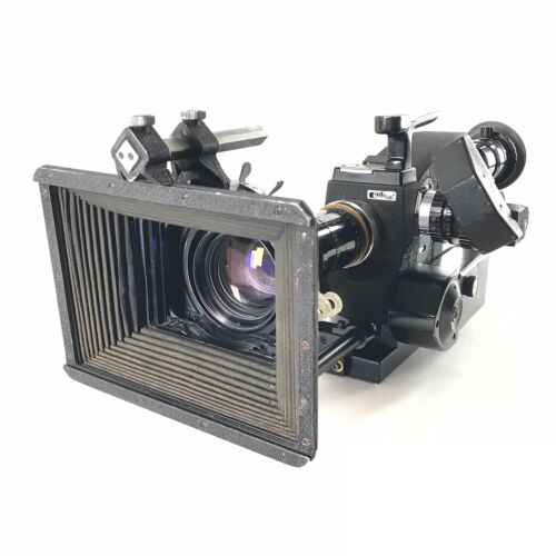 Eclair ACL II s16 High-Speed Super 16mm Sync Sound Camera Package Angenieux Zoom