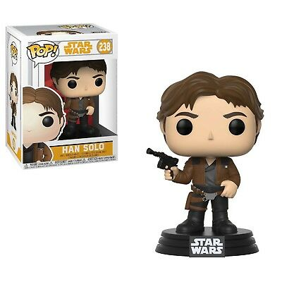 Funko Star Wars Solo Movie POP Han Solo Vinyl Figure NEW IN STOCK Toys