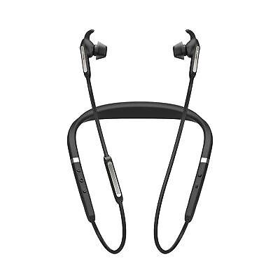 Jabra Earbud - Jabra Elite 65e Alexa Wireless Neckband ANC Earbuds (Manufacturer Refurbished)