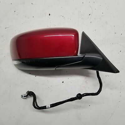 2014-2017 MASERATI GHIBLI S Q4 RED RIGHT SIDE VIEW EXTERIOR MIRROR ASSEMBLY OEM