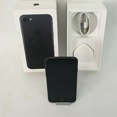 Apple iPhone 7 - 32GB - Black - Unlocked - 75% BH - Cracked Lens #2091518