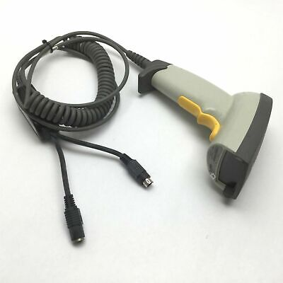 Symbol Ls4006i-i100 Ls 4000i Handheld Barcode Scanner Reader 4.8-14vdc 180-200ma