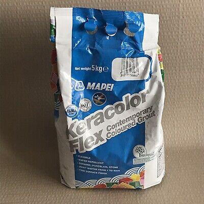 5kg Pebble Colour Mapei Keracolor Flex Grout - 317 Keracolour