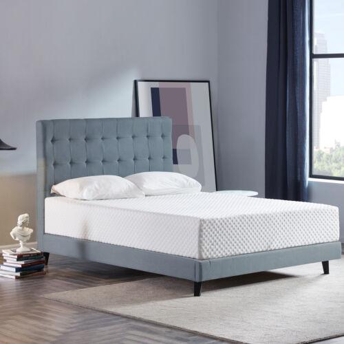 "6""/8""/10""/12""Cooling & Gel Infused Memory Foam Mattress Bed"