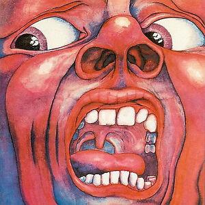 King Crimson - In the Court of the Crimson King - New 200g Vinyl LP