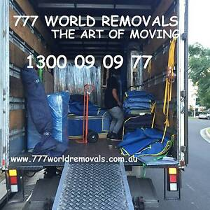 Premium Removal Service,  SAVE UP TO 20% !! 777 WORLD REMOVALS Wollongong Wollongong Area Preview
