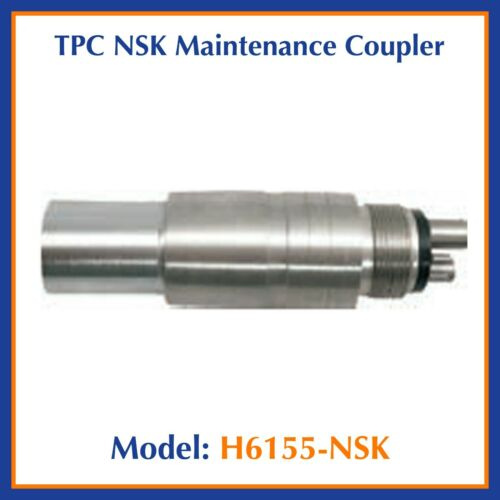 TPC Dental NSK Maintenance Coupler H6155-NSK