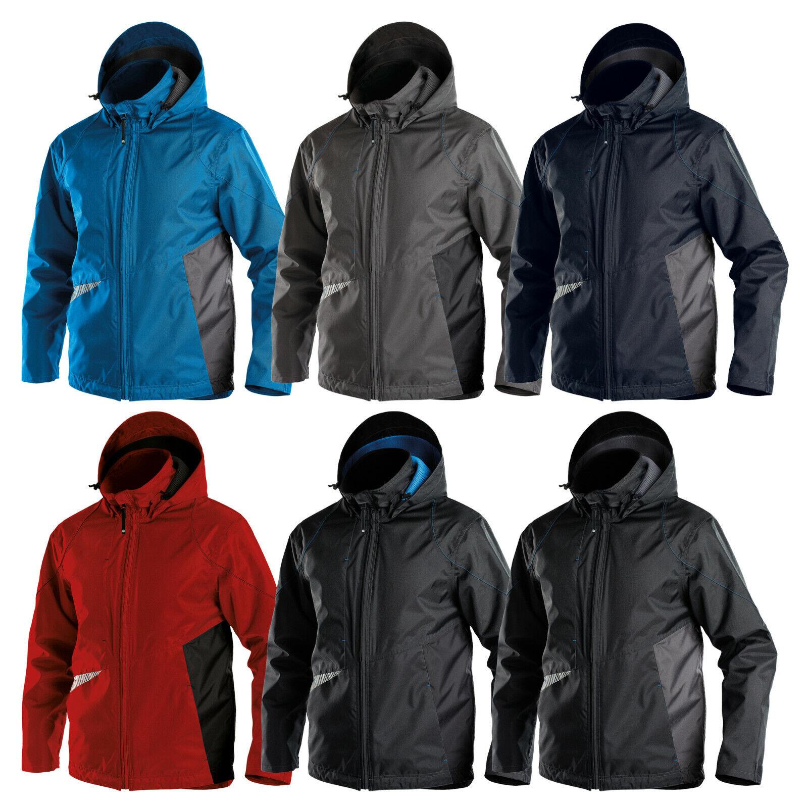 DASSY Hyper Wasserdichte Jacke Arbeitsjacke Regenjacke Workwear Regenkleidung