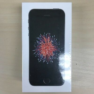 NEW SEALED - Apple iPhone SE 32GB Space Gray (AT&T) 1 Year Warranty
