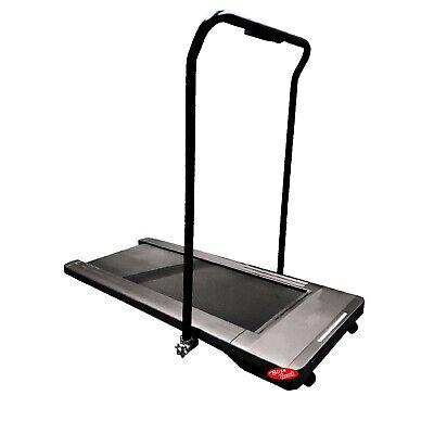 Under Desk Exercise Treadmill, LED Bluetooth Display Ultra Quiet Motor, No Slip