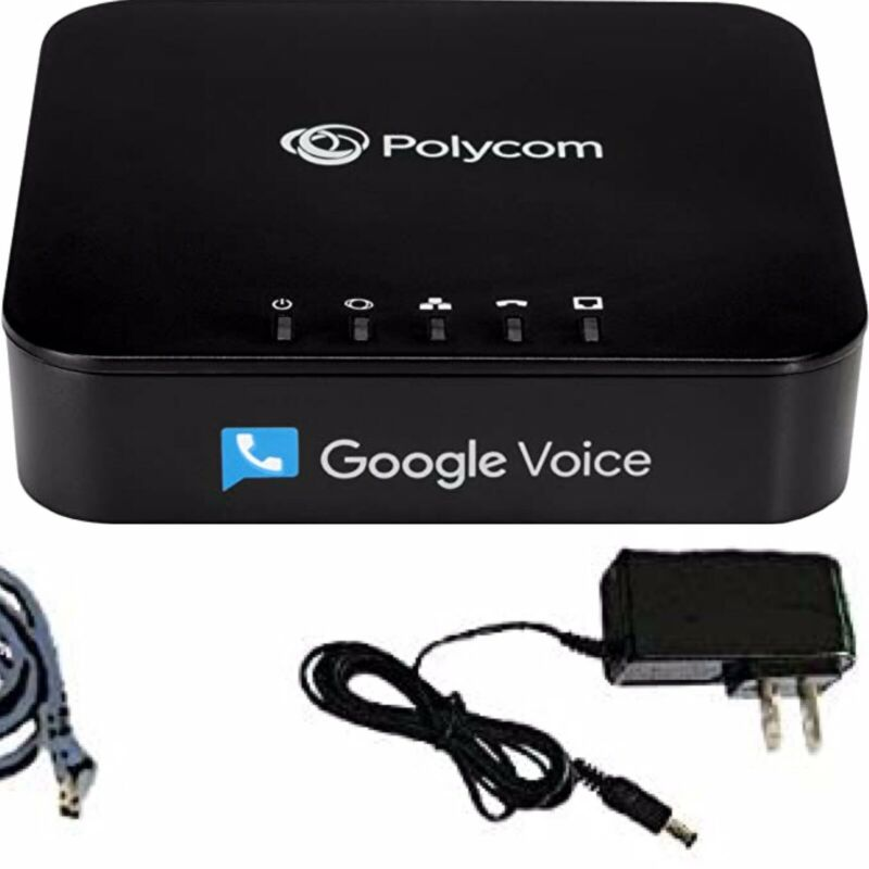Obihai Technology Universal Voice Adapter with FXS Phone and FXO Gateway