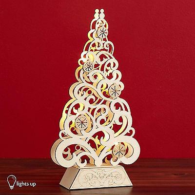 ENESCO FLOURISH CENTERPIECE CHRISTMAS TREE 4053148* ()
