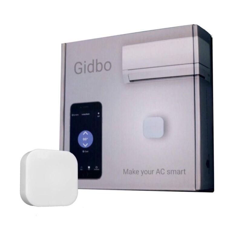 GIDBO-Smart AC Controller- Compatible w/ Alexa & Google Home/Android & iOS - New