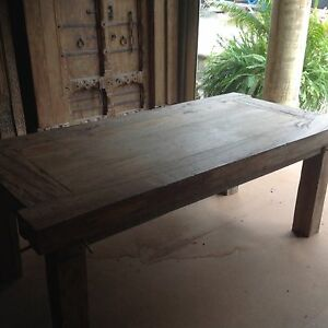 Rustic Dining Table Pokolbin Cessnock Area Preview