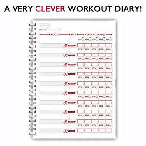 Printable workout log template