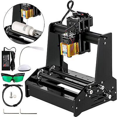Cnc Machine Mini Laser Engraver 15w Laser Engraving Machine Cylindrical Engraver