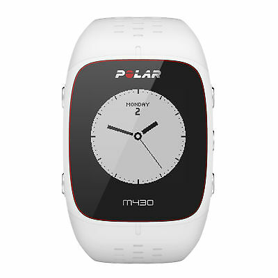Polar Electro Canada M430 Gps Running Watch, White