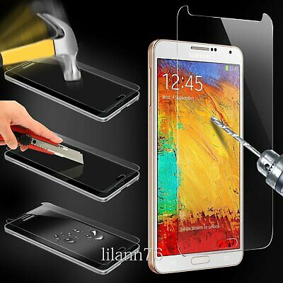 Premium Tempered Glass Screen Protector Film For SAMSUNG Galaxy Note 3 Cell Phone Accessories