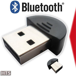 itm Cle USB Bluetooth V  Mini Dongle Clef Adaptateur pour XP Windows