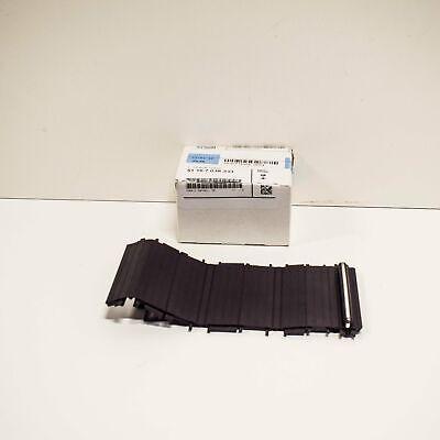 BMW 3 E46 Consola Central Negro Rodillo Cubierta 51167038333 Original