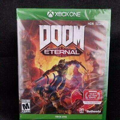 Doom Eternal (Xbox One) BRAND NEW / Region Free