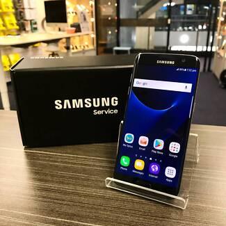 New Galaxy S7 Edge Black 32G Refurbished by Samsung 2-yr warranty
