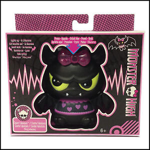 MONSTER HIGH PETS ELECTROCUTIES COUNT FABULOUS NEPTUNA WATZIT LIGHT UP DOLL PET